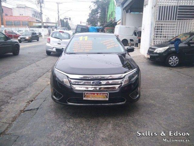 Ford Fusion 3.0 SEL Fwd V6 24V Gasolina 4P Automatico 2011 - Foto 3