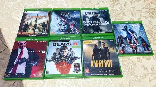 Jogos de Xbox One Novos  - Foto 3