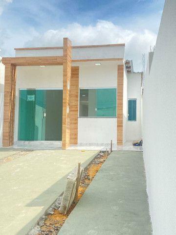 .Linda casa com terreno grande nos fundos 3qts 1 suíte  - Foto 4