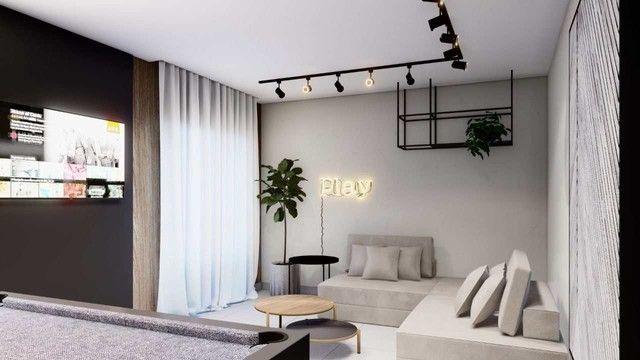 Apartamento com 1 dorm, Canto do Forte, Praia Grande - R$ 246 mil, Cod: 123 - Foto 3