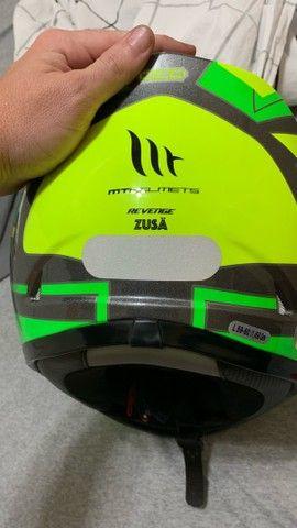 Capacete MT Helmets - Foto 3