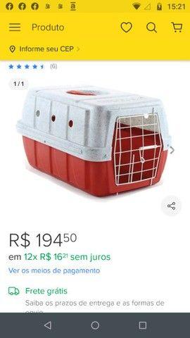 Transporte para cachorro,gato marca clicknew - Foto 3