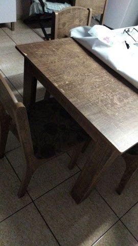 Vendo mesa, fruteira e balcão - Foto 6