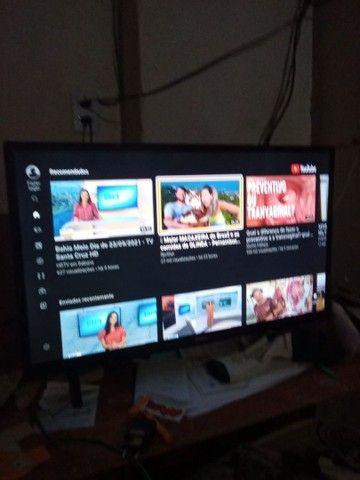 TV Philco 32 polegadas smart TV Philco semi nova