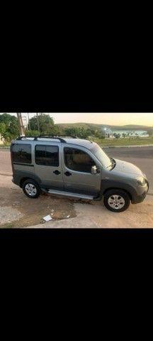vendo Fiat doblo adventure 1.8 Locke Xingu flex - Foto 4