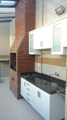 Exc. Cobertura Duplex 212m2, 03stes, parcelo e aceito imóvel como parte de pagamento - Foto 19