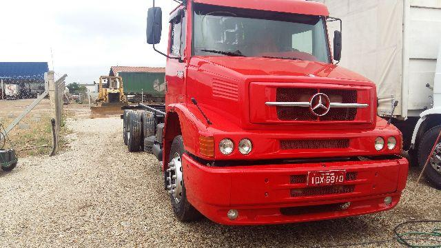 M BENZ/ 1620 TRUCK/CHASSI