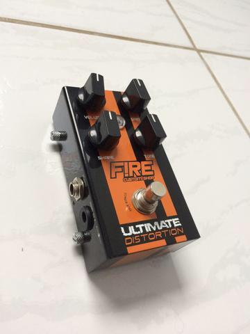 Pedal Fire Ultimate Distorcion