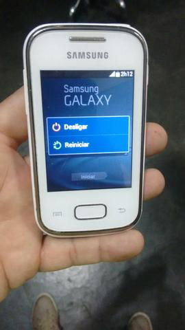 Samsung tem Android so trocar o Toch screen