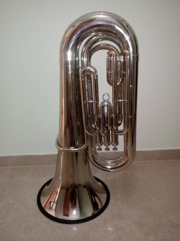 Tuba Weril J310 em (C)Dó