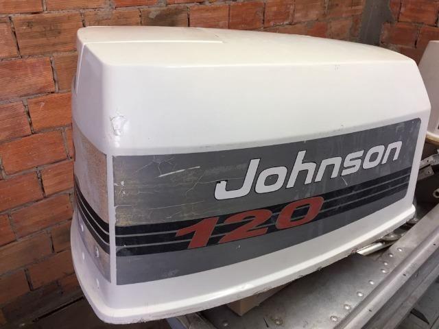 Diversas peças Johnson 85/90/120/ Foxboats - Foto 15