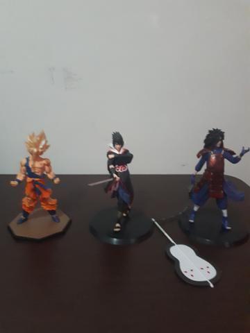Goku , Sasuke, Madara