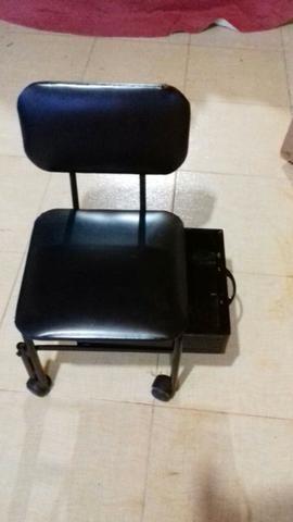 Cadeira de manicure