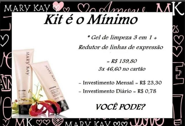 Kit básico TimeWise Mary Kay