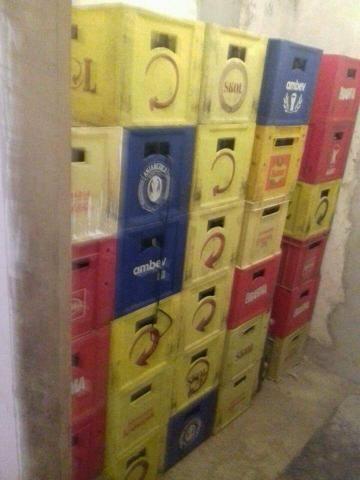Vazilha 600ml cerveja 25 cada