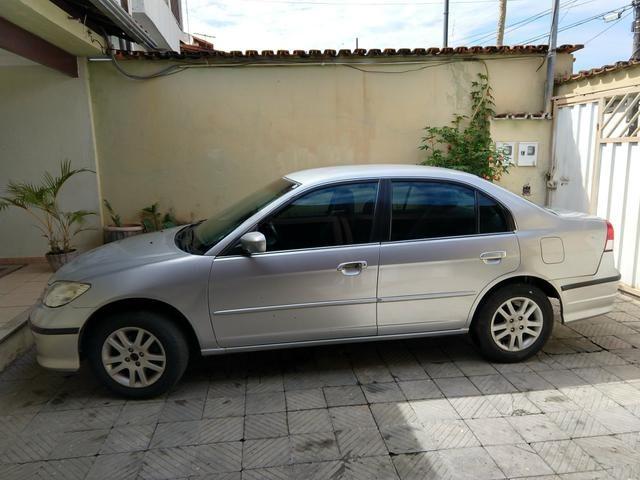 Perfect Civic LX 2005