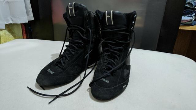 097fb8a9c11 Everlast Bronx NYC Cano Alto - Boxe - 42 - Roupas e calçados ...
