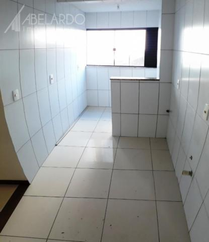 Abelardo imóveis - apartamento de 2 dormitórios sendo 1 demi-suíte, sala jantar, sala de t - Foto 4
