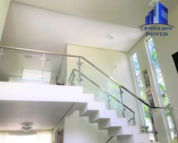 Casa à venda alphaville salvador i, excelente, r$ 2.500.000,00, piscina, espaço gourmet, 4 - Foto 9