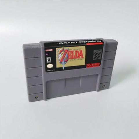 Jogo Cartucho Zelda Snes Super Nintendo - Novo