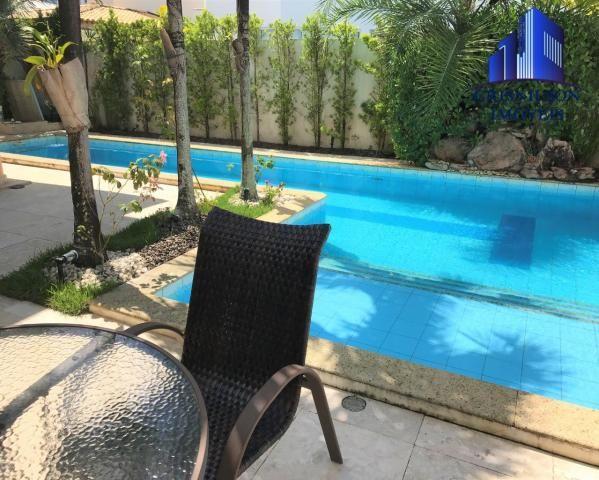 Casa à venda alphaville salvador i, excelente, r$ 2.500.000,00, piscina, espaço gourmet, 4 - Foto 10