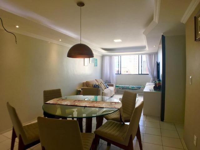 Apartamento no Luciano Cavalcante com 3 quartos e 2 vagas - Foto 3
