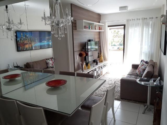 Apartamento Alphaville Cosmopolitan 1 suíte 50m² Decorado e Mobiliado Oportunidade