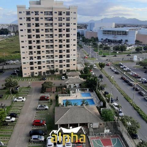 Apartamento 3 Quartos -Lagoa Jóquei Ville- Unidade Promocional-2 Andar
