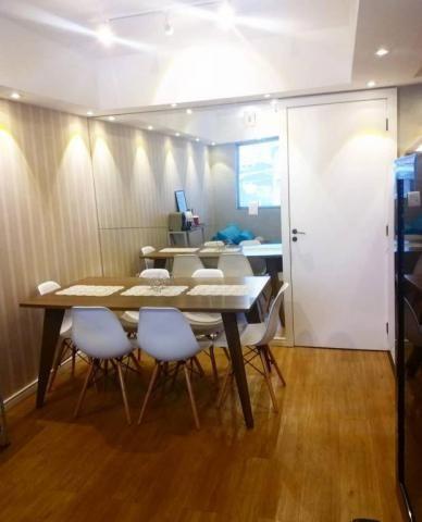Apartamento à venda com 1 dormitórios em Centro, Joinville cod:V10530 - Foto 2