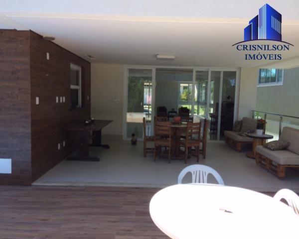 CASA À VENDA EM ALPHAVILLE I SALVADOR, R$ 2.900.000,00, NOVA, ESPAÇO GOURMET, 600 M² CONST - Foto 18