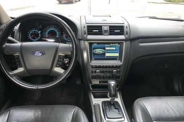 Ford Fusion AwD 3.0 Teto Solar - Foto 3