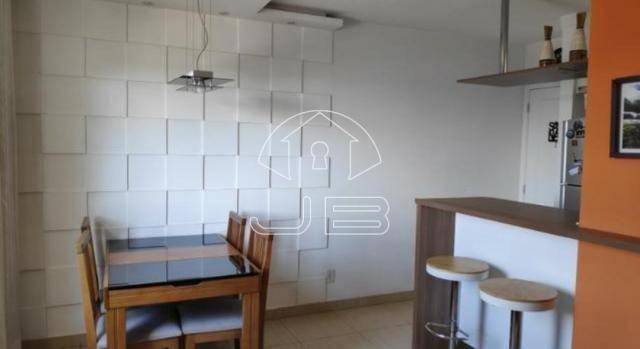 Apartamento à venda com 2 dormitórios em Jardim interlagos, Hortolândia cod:AP002557 - Foto 6
