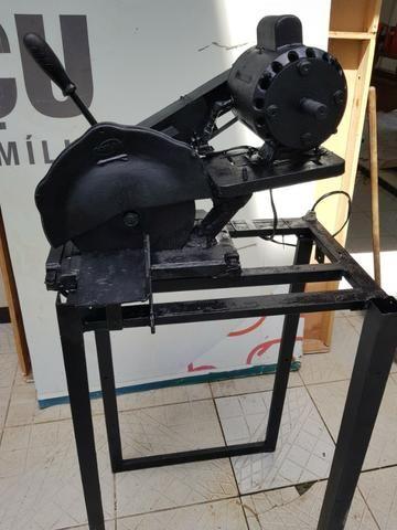 Policorte 1,5 cv monofasica alta - Foto 3
