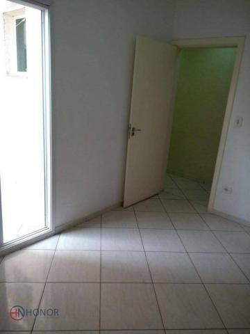 Apartamento com 3 dormitórios à venda, 90 m² por r$ 399.000 - parque das nações - santo an - Foto 7