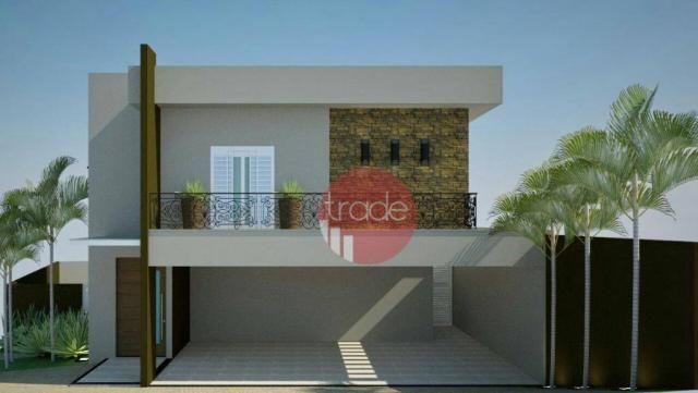 Casa residencial à venda, bonfim paulista, ribeirão preto. - Foto 6