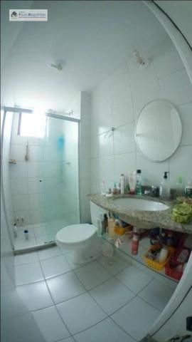 Apartamento com 3 dormitórios à venda, 70 m² - Graça - Salvador/BA - Foto 10