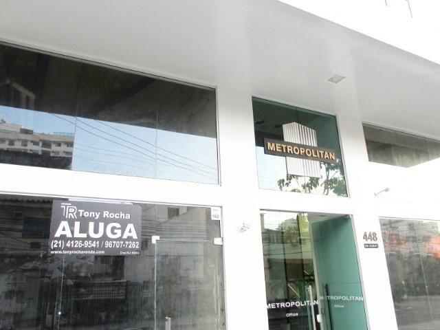 Sala Comercial 28m², Prédio novo - Jardim Icaraí