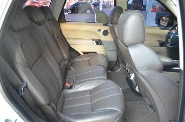 Range Rover Sport HSE 3.0 Diesel - Top - Teto Panorâmico - Foto 17