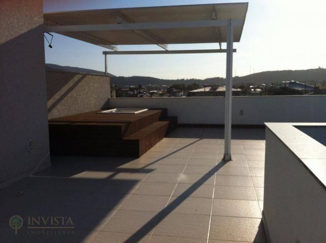 Apartamento 3 dormitórios 1 suite e 2 vagas entre Ingleses e Rio Vermelho - Foto 19