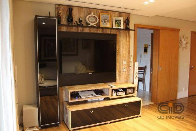 Apartamento com 4 dormitórios à venda, 141 m² por r$ 750.000 - jardim aclimação - cuiabá/m - Foto 7