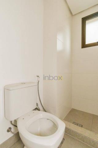 Lindo apartamento 3 suítes semi mobiliado com 116m privativos - Foto 14