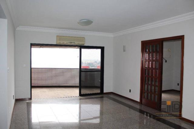 Apartamento com 3 dormitórios para alugar, 223 m² por r$ 3.500,00/mês - bosque da saúde -  - Foto 2