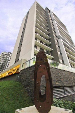 Ótimo apartamento de 1 dormitório para alugar, 42 m² por R$ 1.800/mês - Central Parque - P - Foto 20