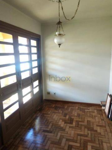 Inbox vende: excelente casa de 300 m², muito bem localizada no bairro são roque; - Foto 8