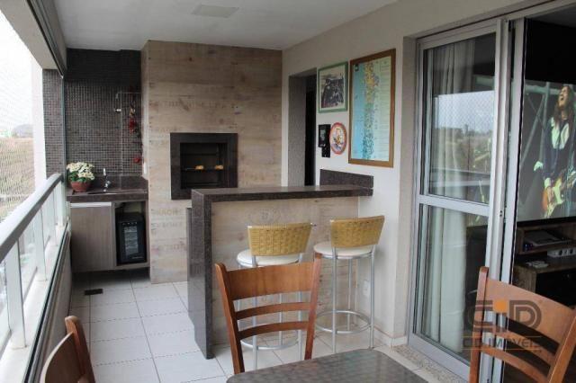 Apartamento com 4 dormitórios à venda, 141 m² por r$ 750.000 - jardim aclimação - cuiabá/m - Foto 16