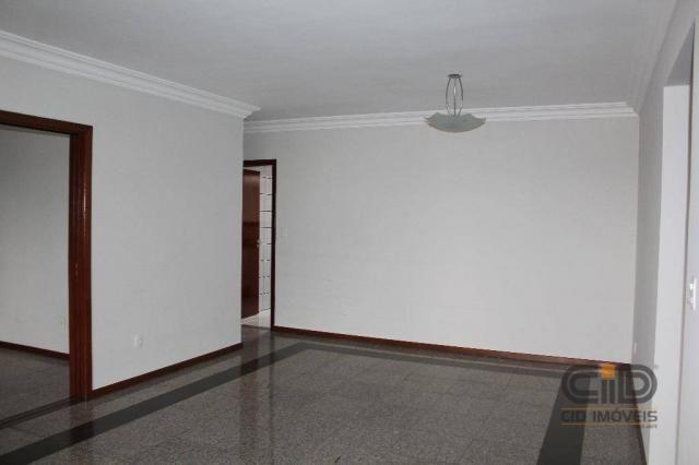 Apartamento com 3 dormitórios para alugar, 223 m² por r$ 3.500,00/mês - bosque da saúde -  - Foto 3