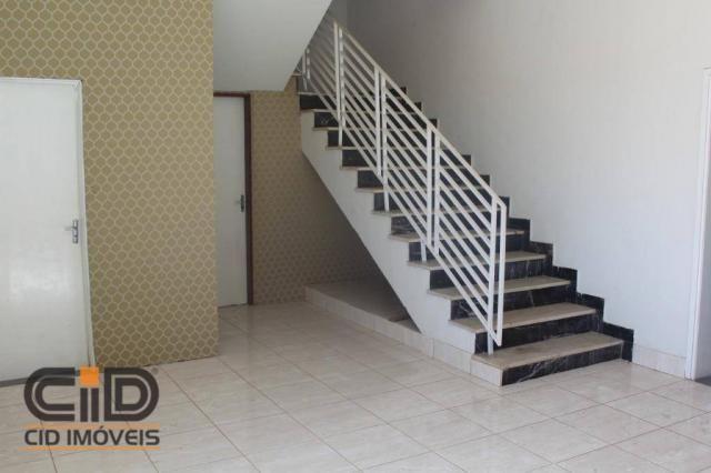 Sobrado comercial para alugar, 450 m² por r$ 4.000/mês - centro norte - cuiabá/mt - Foto 3