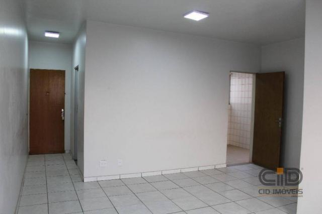 Apartamento com 3 dormitórios para alugar, 120 m² por r$ 1.900,00/mês - miguel sutil - cui - Foto 4