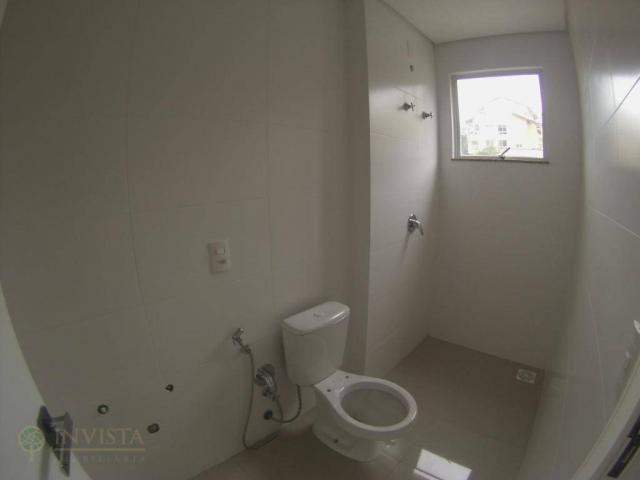 Apartamento novo 3 dormit 3 suítes sacada com churrasqueira - Foto 10