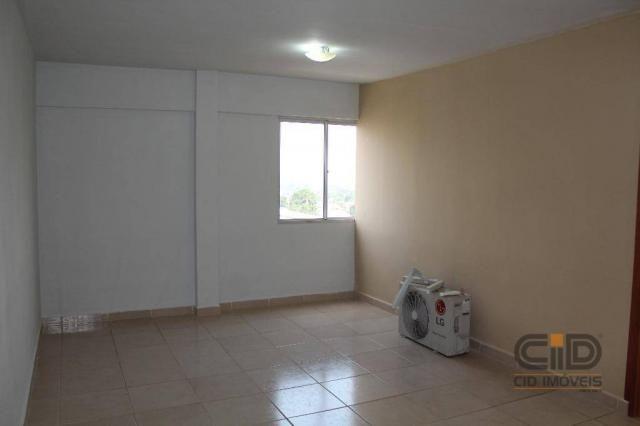 Apartamento duplex com 3 dormitórios para alugar, 108 m² por r$ 1.800/mês - goiabeiras - c - Foto 17